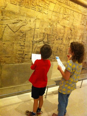 Ashmolean Museum of Art and Archaeology: Interactivity is more Static since Audio Guides scrapped