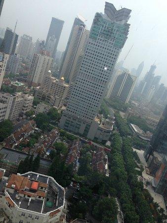 Swissotel Grand Shanghai: room view 29th floor