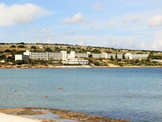 Mellieha Bay Hotel : the hotel (2012)