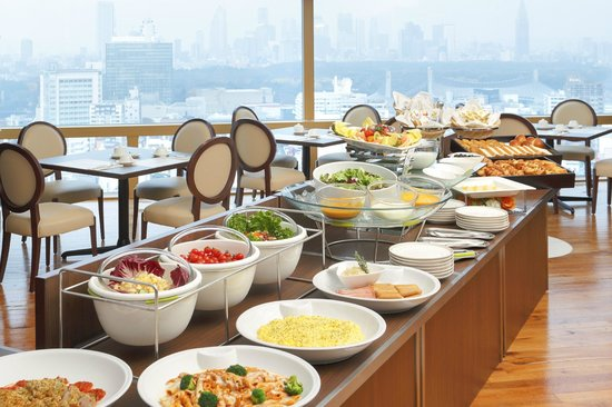 Fabulous Breakfast Buffet Style Picture Of Shibuya Excel Hotel Interior Design Ideas Clesiryabchikinfo
