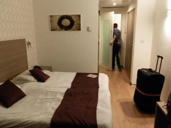 Mellieha Bay Hotel : the room