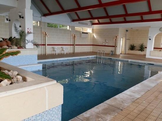 Mellieha Bay Hotel : indoor pool