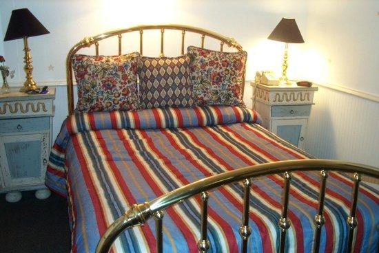 Delta King: My room
