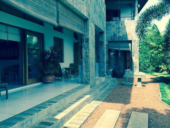 Baramba House: Veranda