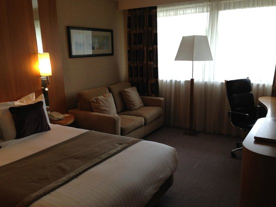 Crowne Plaza Hotel Reading: Room 225