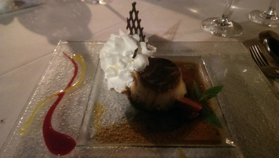 Restaurante Masena : Family recipe dessert at Masena