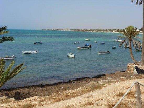 El Mouradi Djerba Menzel : Vissersbootjes