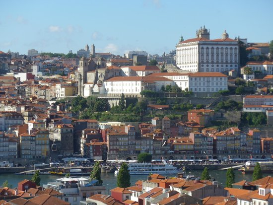 The Yeatman : Porto from the room