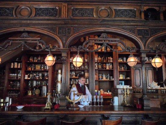 Café Pushkin : bar
