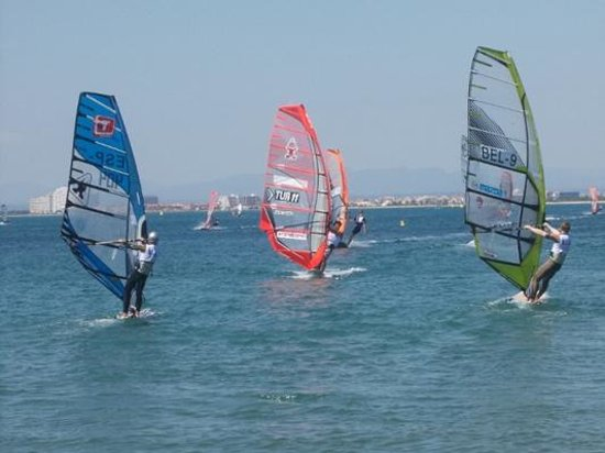 El Port de la Selva, Spain: Windsurf