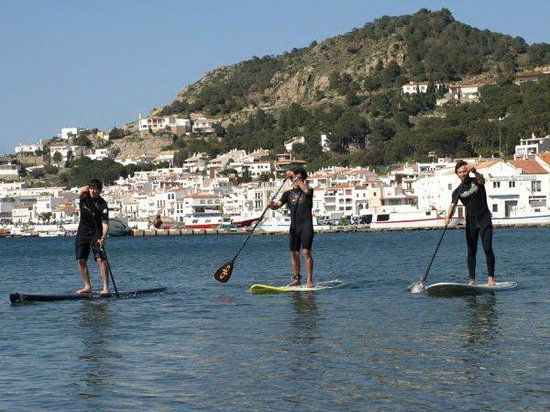 Windiscovery: Stand Up Paddle Surf