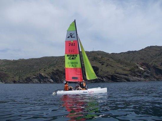 Windiscovery: Catamarà