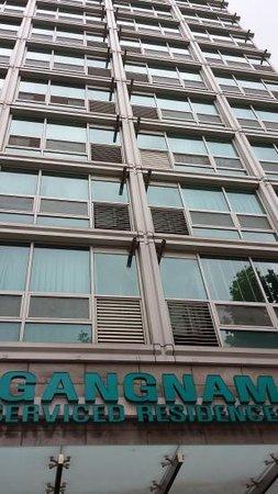 Gangnam Family Hotel: ホテル