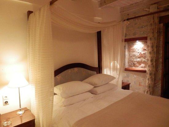 Porto Vitilo Boutique Hotel: Κρεβάτι