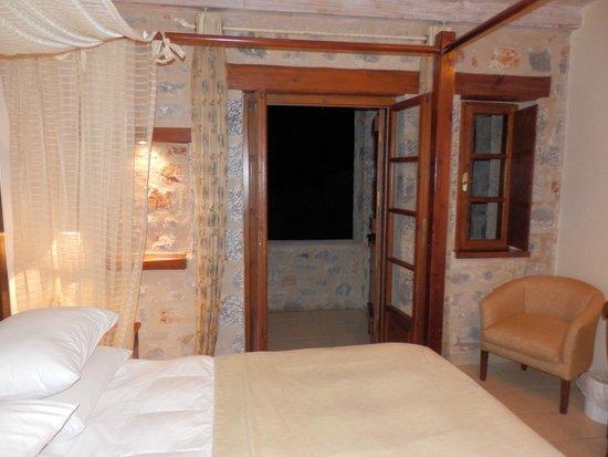 Porto Vitilo Boutique Hotel: Δωμάτιο