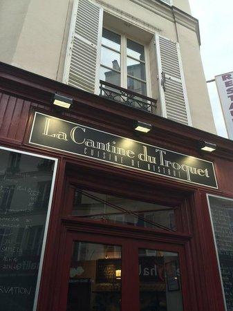 La Cantine Du Troquet