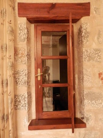 Porto Vitilo Boutique Hotel: Παράθυρο στο δωμάτιο