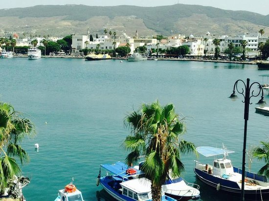 Kosta Palace : view from our balcony 1