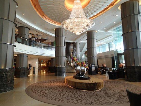 InterContinental Bangkok: le lobby
