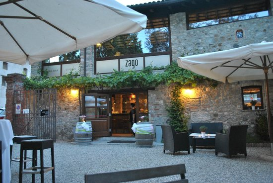 Tricesimo, Italia: Giardino