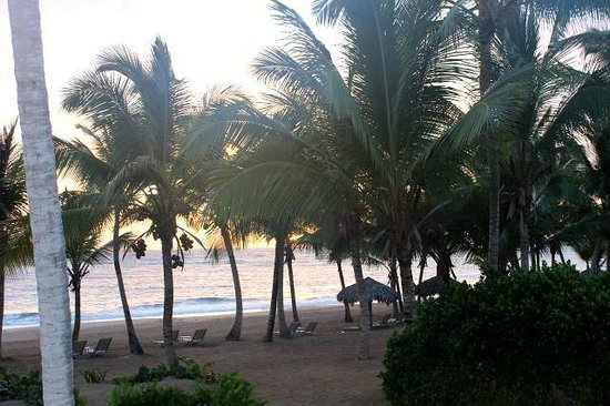 Sivory Punta Cana Boutique Hotel: Sunrise from room