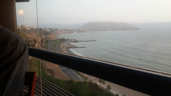 Miraflores: View of Bay from Restaurant 1