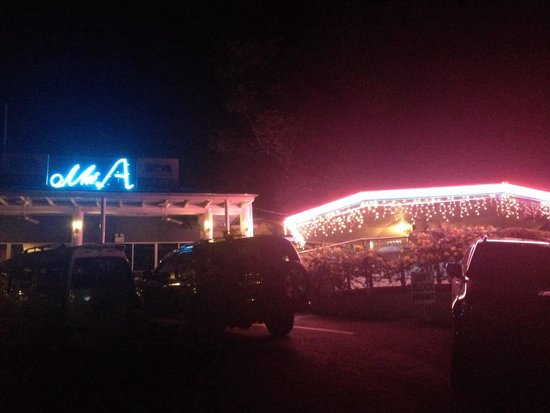 Mr A Bar And Restaurant Cebu