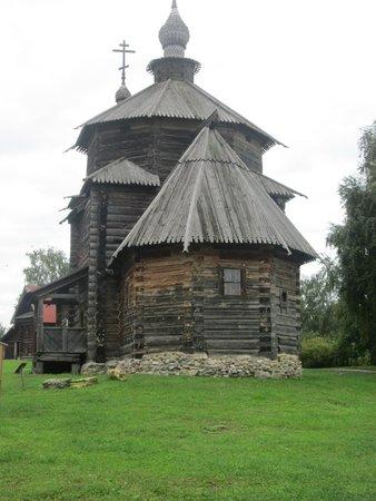 Museum Of Wooden Architecture & Peasant Life: l'ancienne église