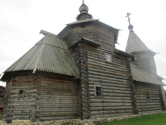 Museum Of Wooden Architecture & Peasant Life: une des maisons du museum of wooden