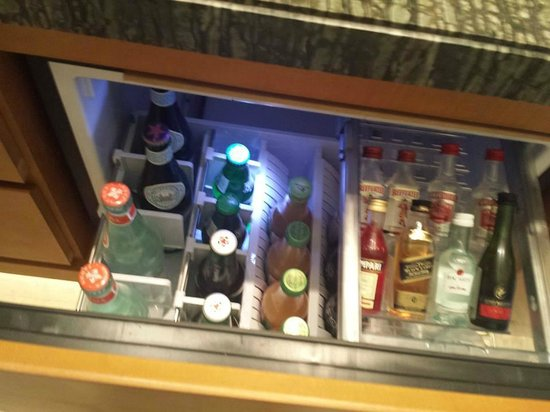 Park Hyatt Abu Dhabi Hotel & Villas: Mini-bar