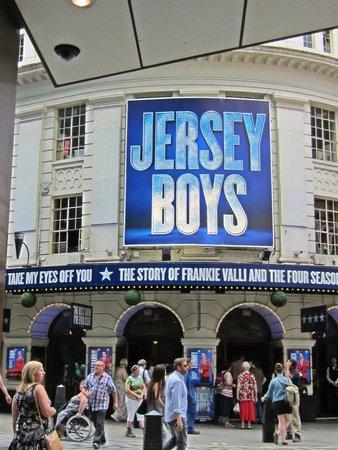 Jersey Boys London : Jersey Boys - London