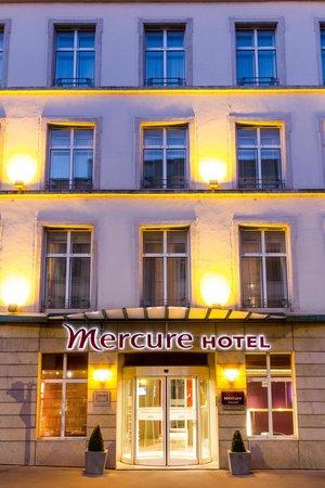 Mercure Nancy Centre Place Stanislas : Exterieur
