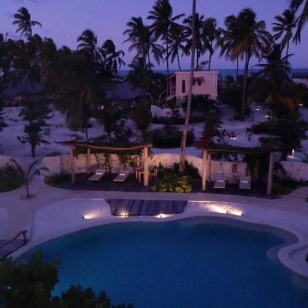 Zanzibar White Sand Luxury Villas & Spa: White Sand Pool