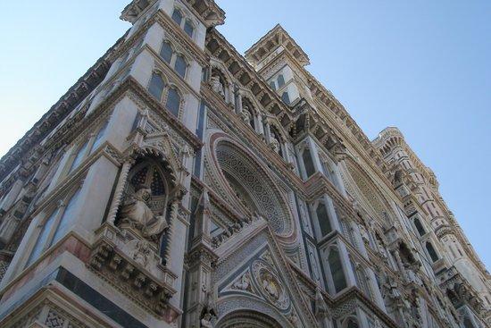 Duomo - Cattedrale di Santa Maria del Fiore: Pendant l'attente