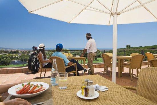 Hotel Almenara Resort: Restaurante Veinteeocho