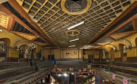 Britannia Panopticon  Music Hall: Interior Britannia Panopticon Music Hall