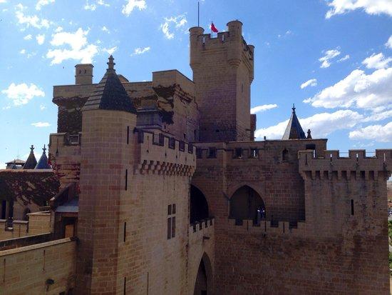 Palacio Real de Olite: Palacio