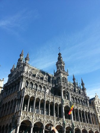 Grand Place: Gran Place