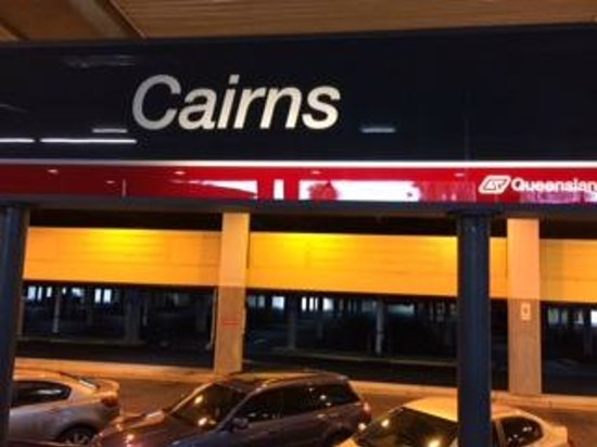Kuranda Scenic Railway: Cairns Central Shopping Centre Station