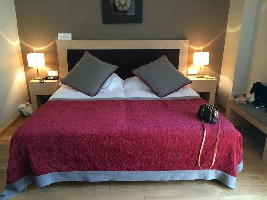 Hotel Villa Emilia : Bedroom