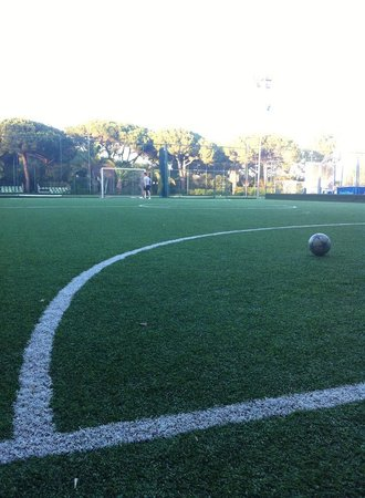 Forte Village Resort - Hotel Castello : Football