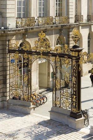 Mercure Nancy Centre Place Stanislas : Place Stanislas de Nancy