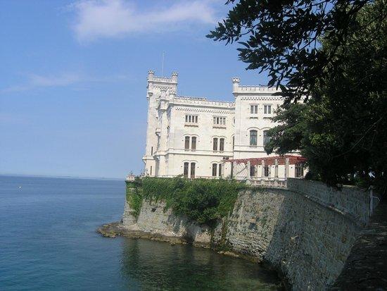 Castello di Miramare - Museo Storico: Schloss Miramare
