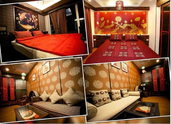 Sabai Sabai at Sukhumvit Hotel: Penthouse Oriental
