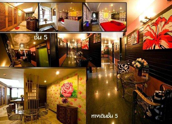 Sabai Sabai at Sukhumvit Hotel: Vintage style