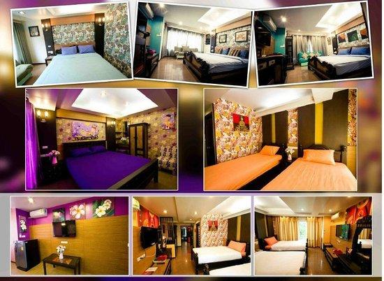 Sabai Sabai at Sukhumvit Hotel: Deluxe room