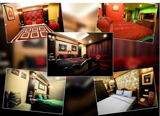Sabai Sabai at Sukhumvit Hotel: Room with chinese style