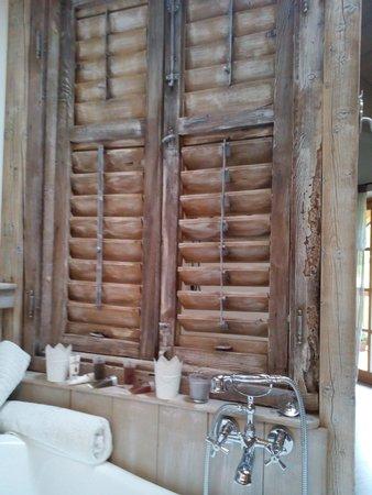 Agriturismo Berry House: legno