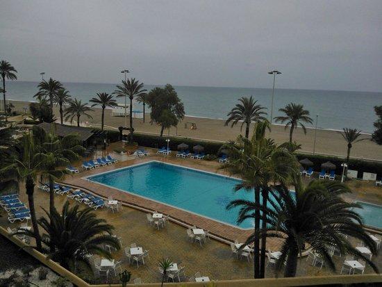 Best Sabinal: La piscina y la playa