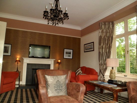 The Howbeck : lounge